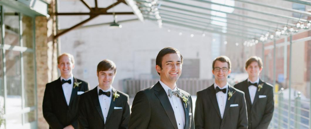 Weddings | Halberstadt\'s Men\'s Clothiers
